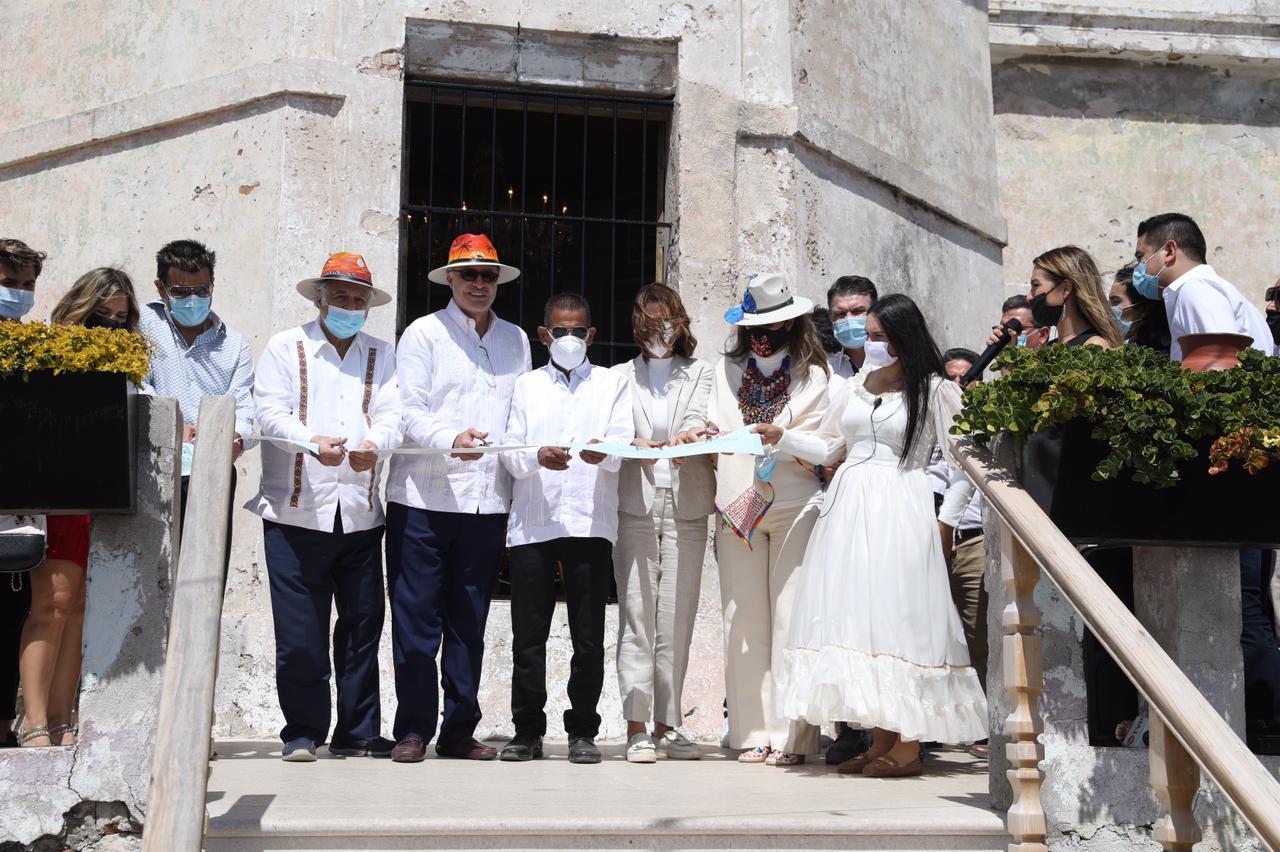 Inauguración del Observatorio 1873 en Mazatlán