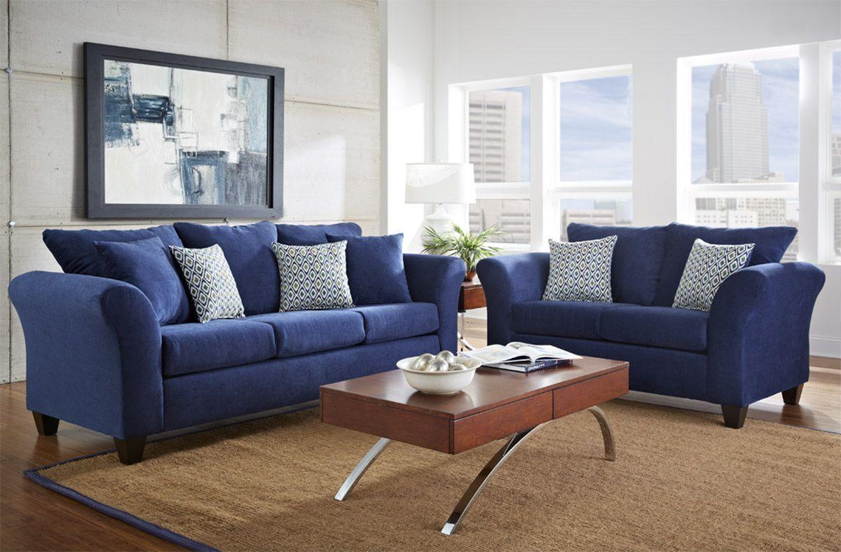 Color naval o azul clásico, el protagonista de la decoración 2021