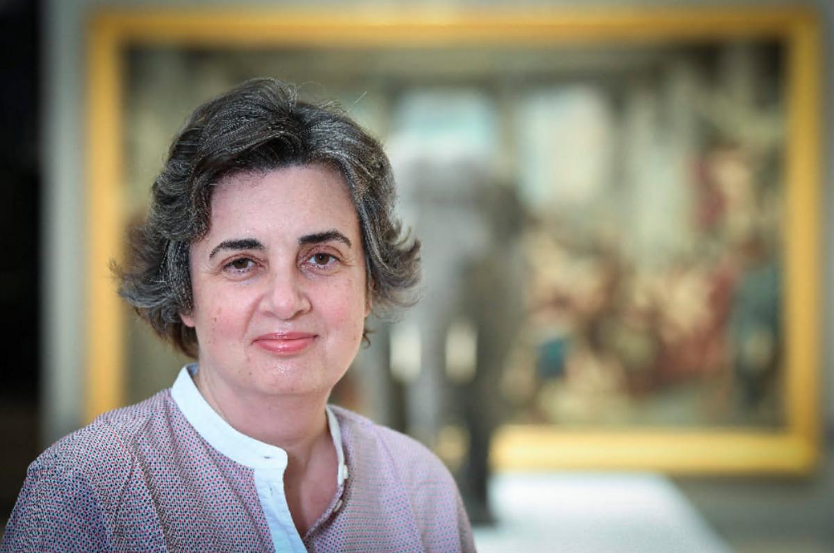 Laurence Des Cars, será la nueva directora del Museo Louvre en París