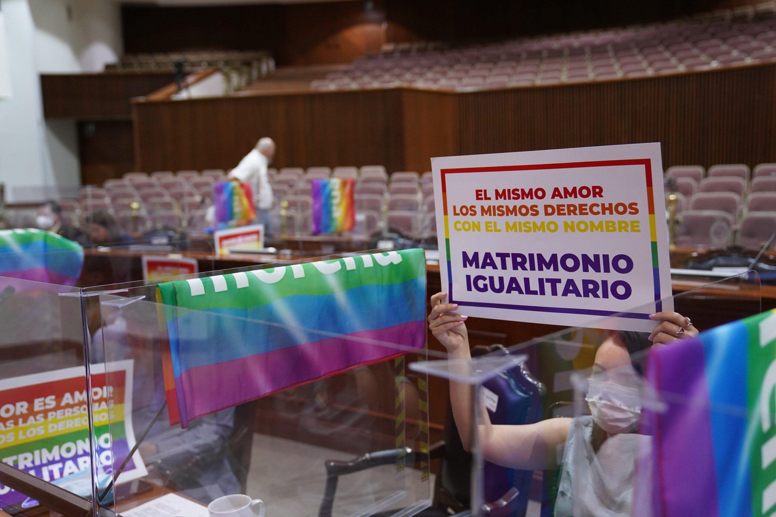 Sinaloa aprueba el matrimonio igualitario
