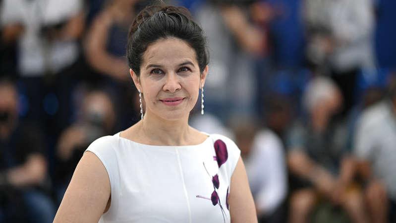 La actriz mexicana, Arcelia Ramírez, ovacionada en el Festival de Cannes