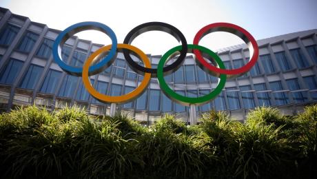 Para ver la inauguración de las Olimpiadas de Tokio