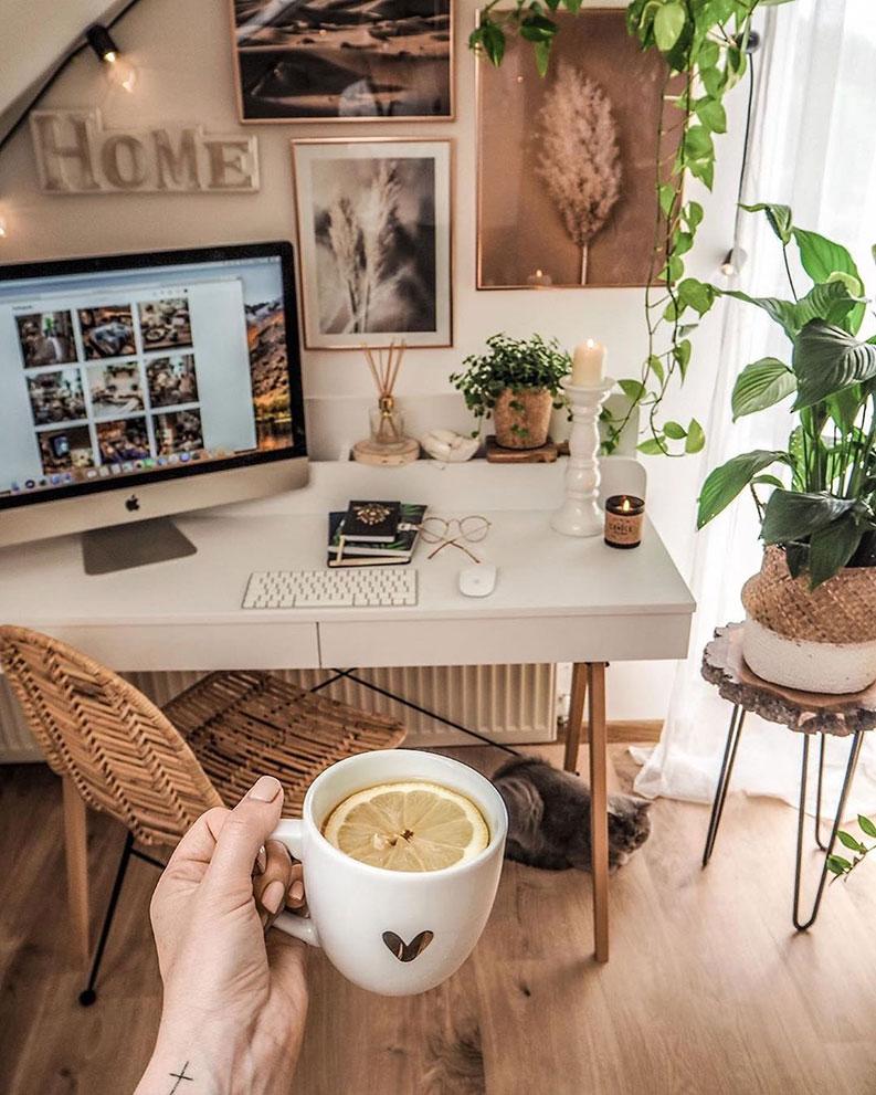 Home office: ¿Sabes cómo crear el espacio ideal para trabajar?