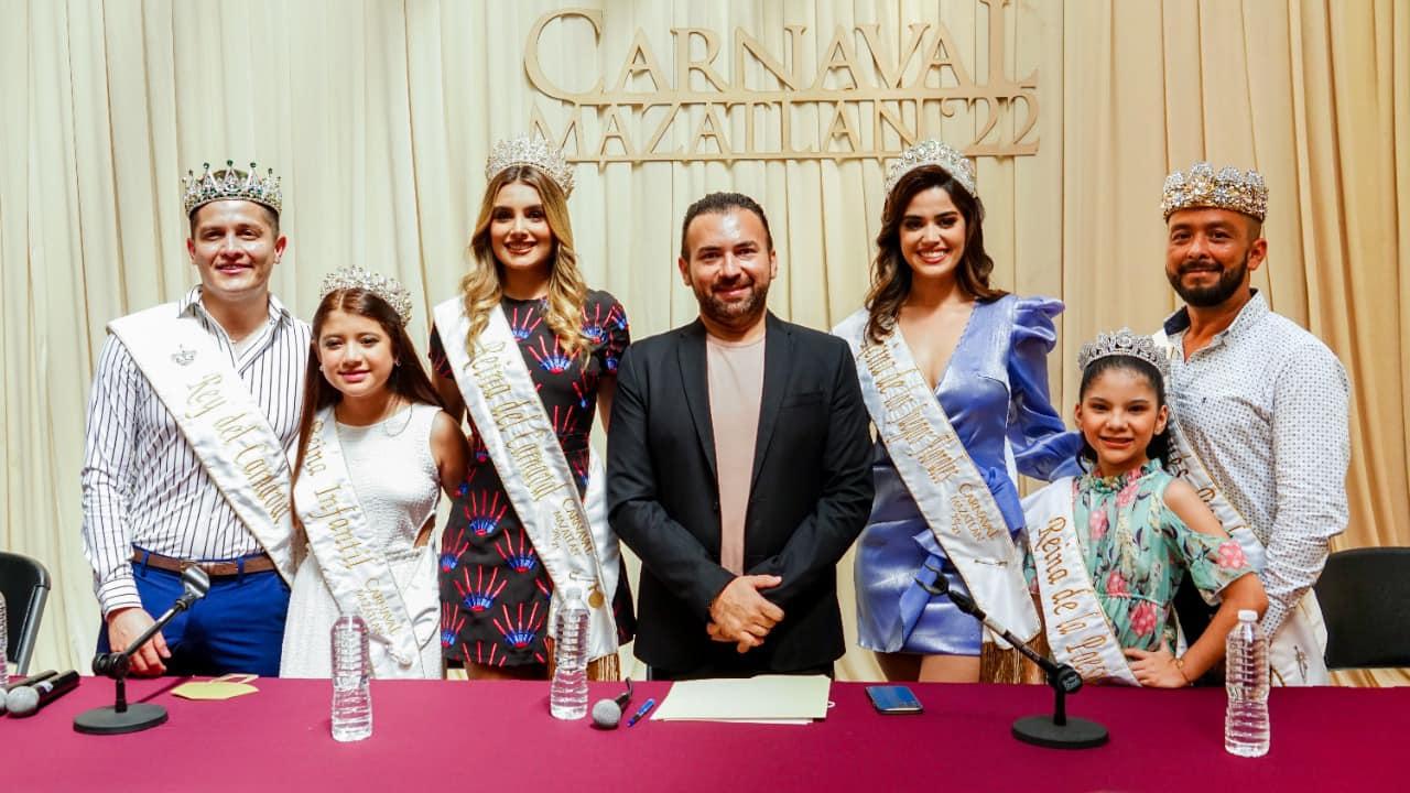 Se abren convocatorias para Carnaval Internacional de Mazatlán 2022