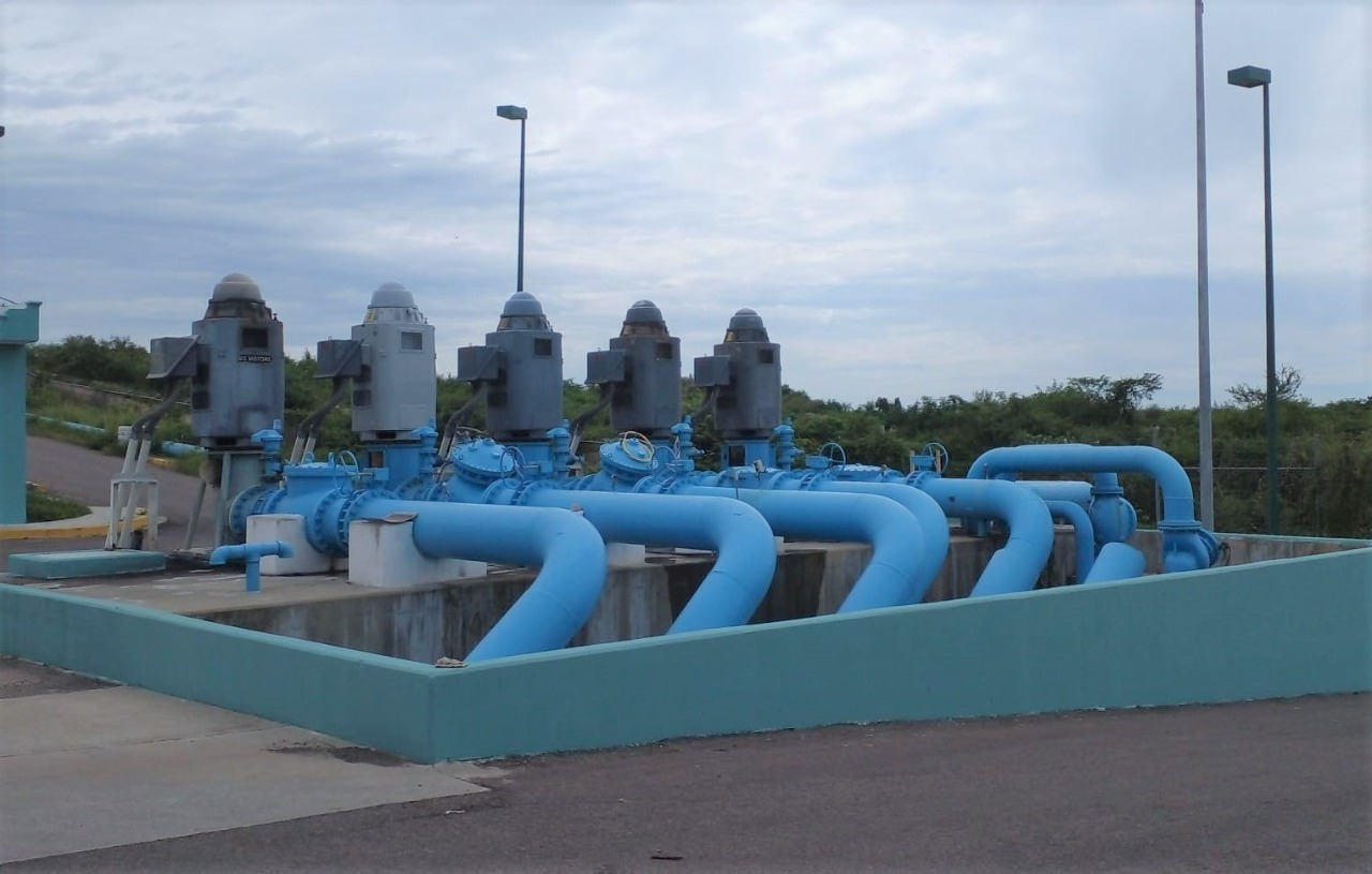 Empieza JUMAPAM a recuperar la producción de agua
