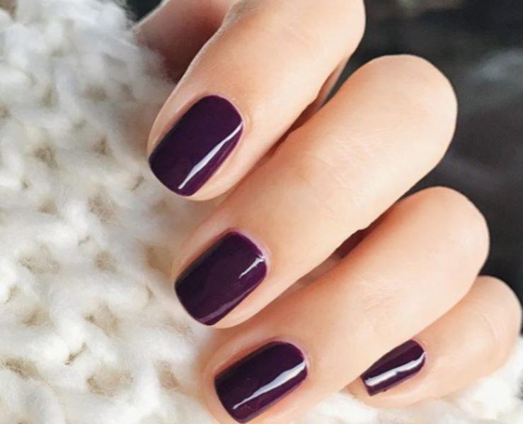 Tendencias de uñas para lucir en otoño