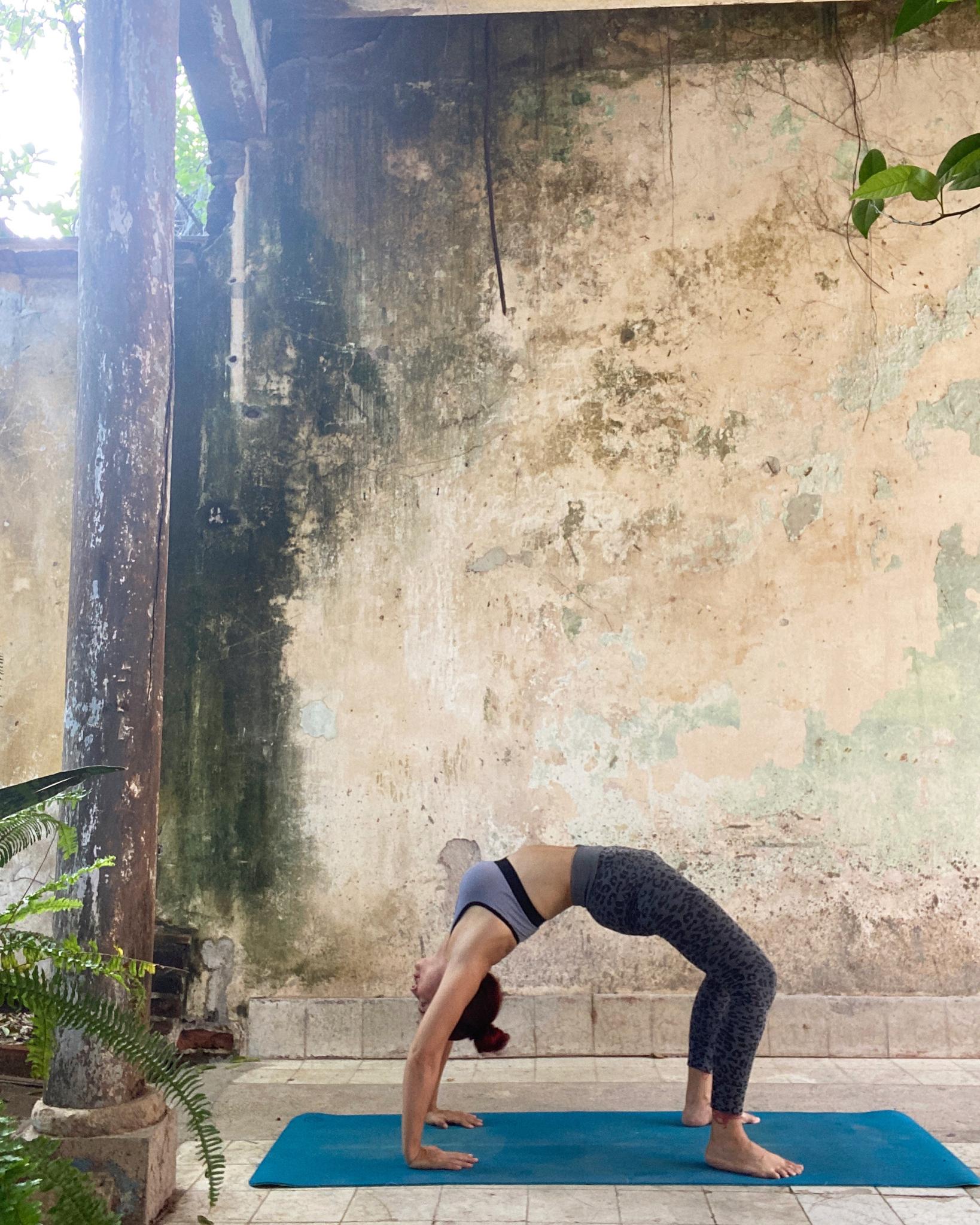 Yoga sabiduría eterna y sus beneficios
